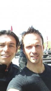 Chris Anding und Dietmar Hintringer