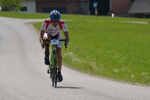 Dietmar Hintringer Bergzeitfahren auf den Hansberg