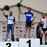 Europacuprennen Prag, erster internationaler Erfolg, Platz 3